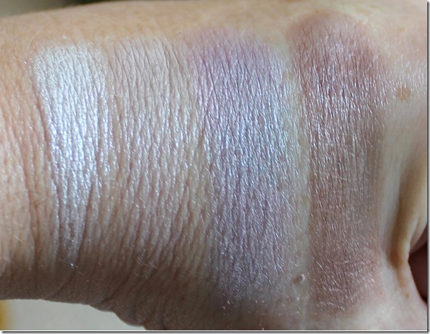 Sephora Pantone Shadows swatch 4