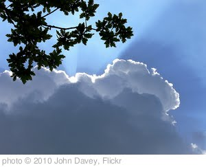 'Sunlight behind clouds 1, Cumbria, 2010' photo (c) 2010, John Davey - license: http://creativecommons.org/licenses/by-nd/2.0/