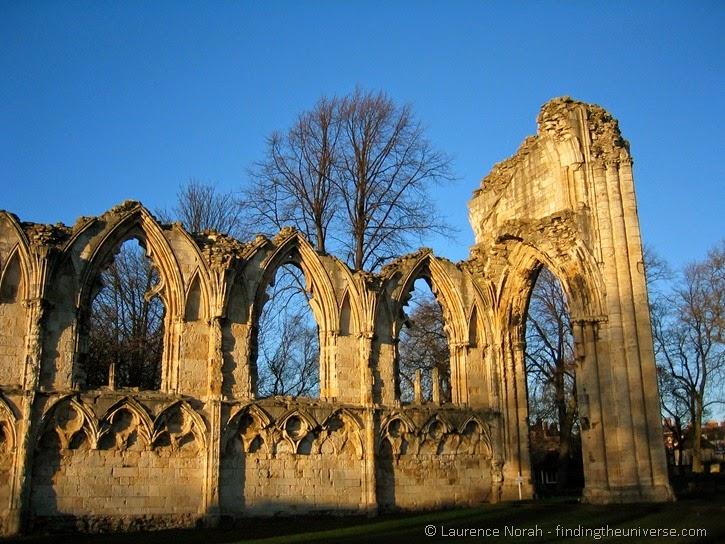 St. Mary Klosterruine, York