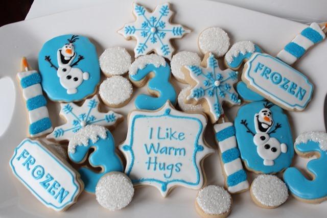 Frozen Cookies 118