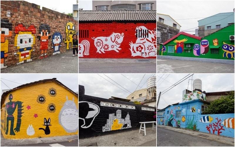 huija-murals