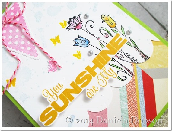 Sunshine close by Daniela Dobson
