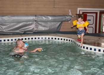 More Pool Fun at Cabin July 2011 (11)