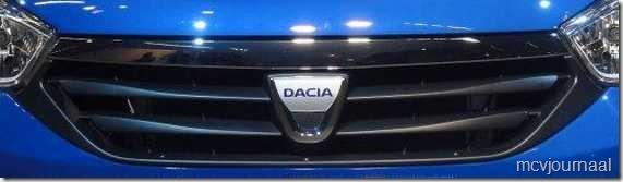 Dacia Lodgy MPV 07 - mooi die grill