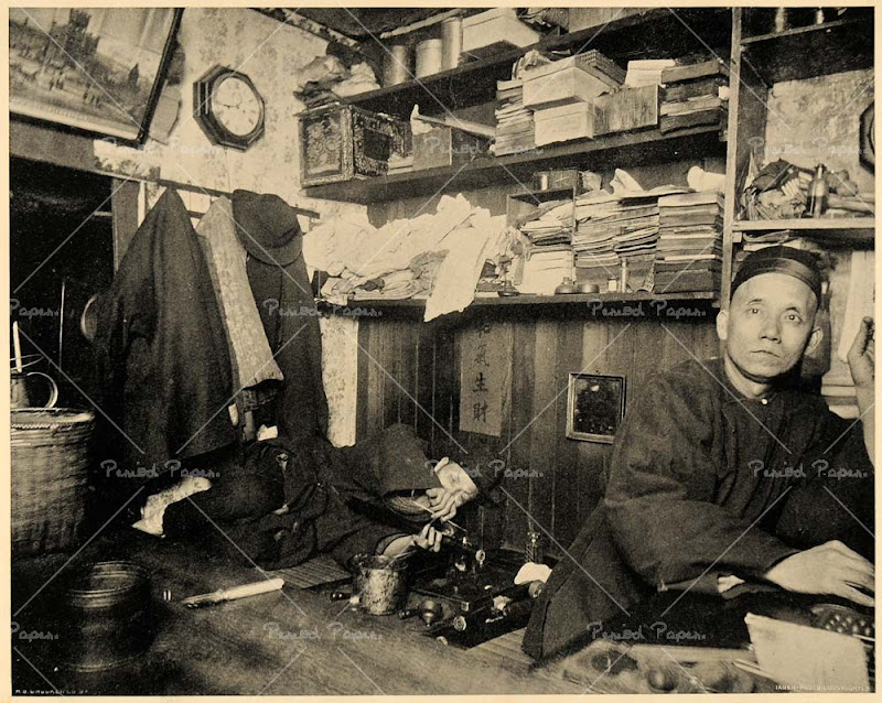 1894 Opium Den Chinatown San Francisco I.W. Taber Print.JPG