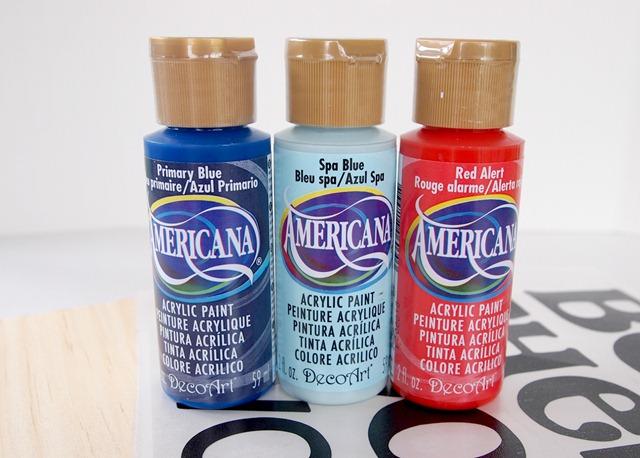 americana paint