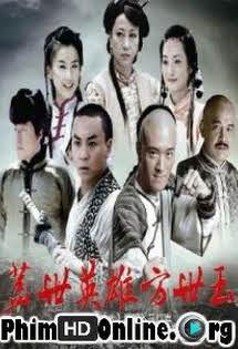 Anh Hùng Cái Thế Phương Thế Ngọc - Unmatched Hero Fang Shiyu Tập 36 37 Cuối