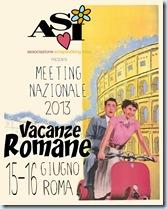 VACANZE ROMANE #01