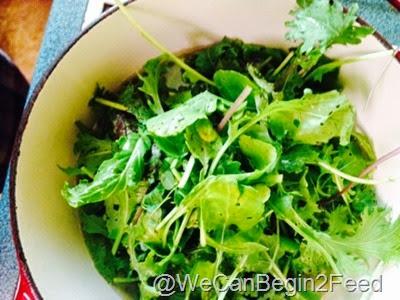 Kate's Bright Green Lettuce Soup3