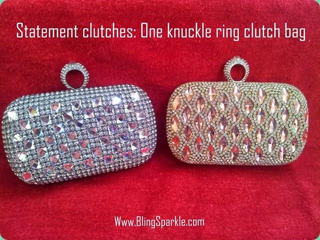 Statement clutches , Wedding clutch