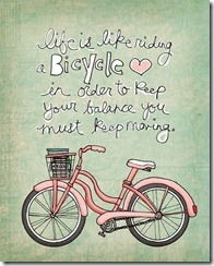 bycicle print