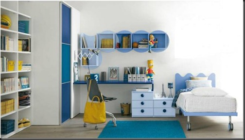 Dormitorios de niños y joves 1