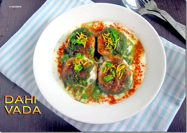 dahi vada new