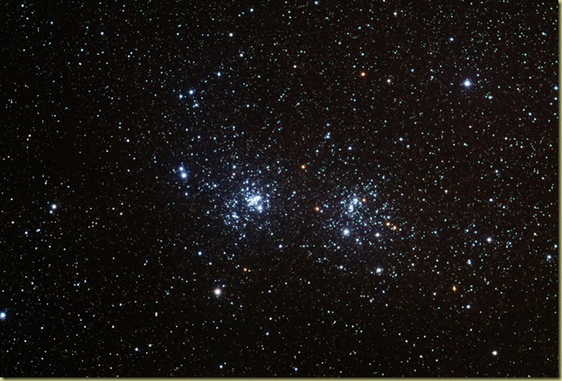 Double Cluster 27 September 2011 rough processed
