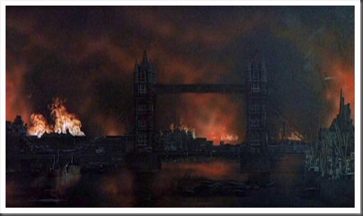 63. London is ablaze