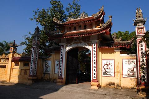 chùa Đình Quán