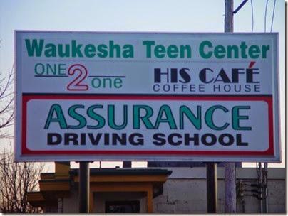095 Waukesha - Sign