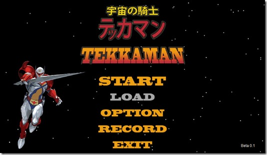 Tekkaman freeware game