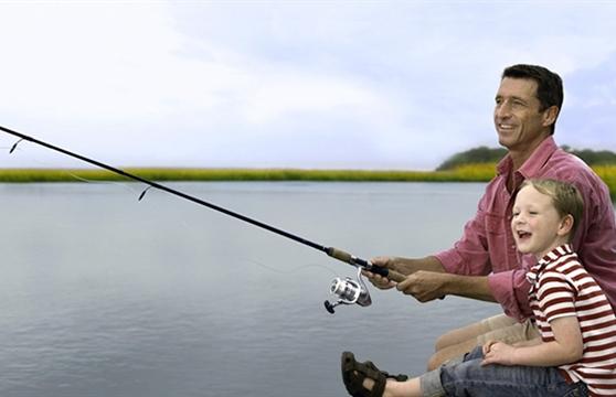 Cần câu cá phải nhạy khi câu