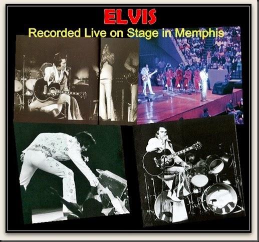 Elvis Live Memphis