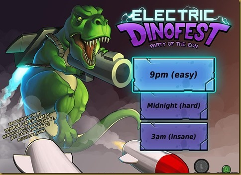 Electric Dinofest Party of the Eon