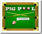 Jogo de bilhar - Goosy Pig Pool