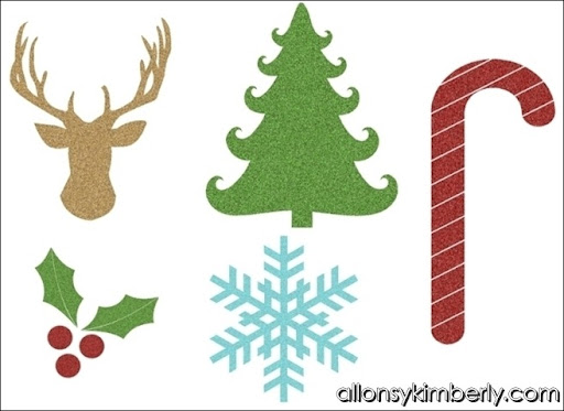 FREE Christmas Design Images – The Vinyl Cut