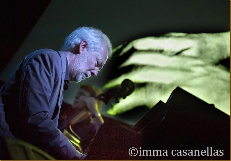Ignasi Terraza amb Horacio Fumero, Vilafranca del Penedès 2014