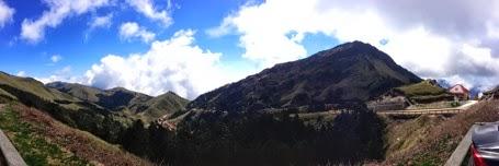 武岭,合欢山