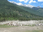 On the way to Vashisht
