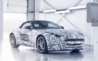 Jaguar-F-Type-prototype
