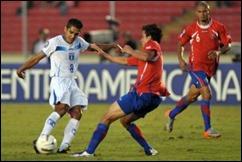 Honduras vs Costa Rica