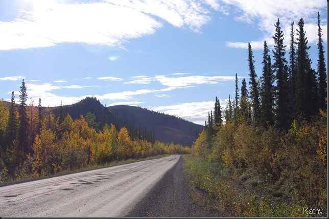 Fall on the Dempster