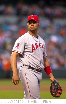 'Albert Pujols' photo (c) 2012, Keith Allison - license: http://creativecommons.org/licenses/by-sa/2.0/