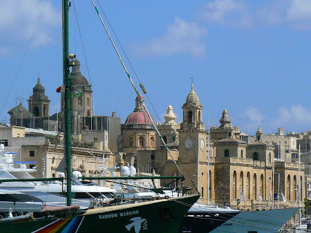 What to do in Malta: visit Vittoriosa