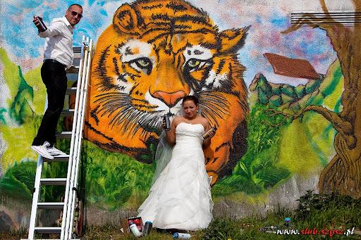Wronki - fotograf na ślub