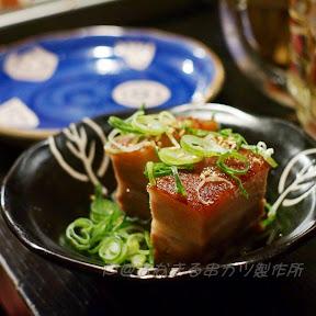 豚角煮 @ はなまる串かつ製作所