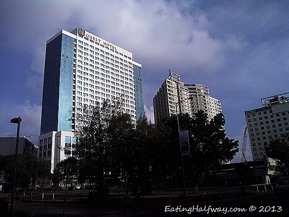 Quest Hotel from Ayala Center cebu