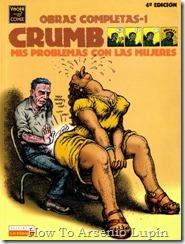 Robert Crumb - Mis Problemas con las Mujeres