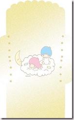 LittleTwin Stars-09 envelope 2