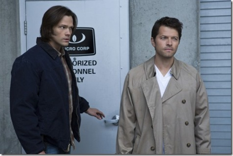 Supernatural Season 8-1