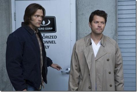 Supernatural Season 8-1