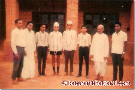 SLC Board First baburam 1970
