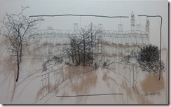 corbridge a 3D in wire
