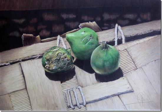 higos verdes p w