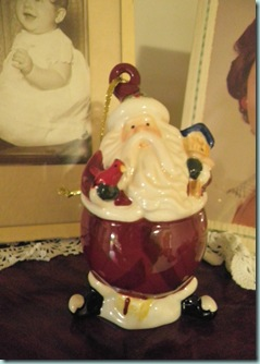 Royal Albert Santa