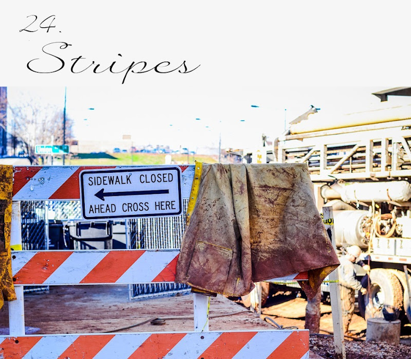 24 stripes