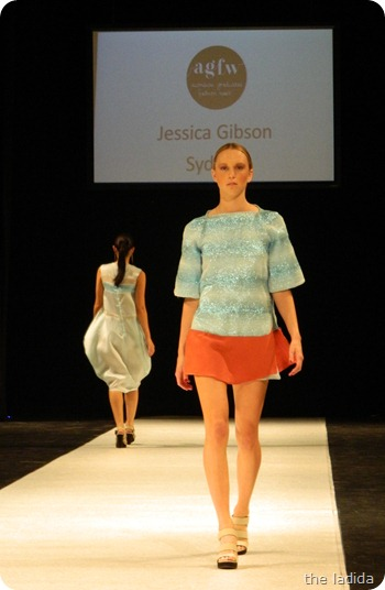 Jessica Gibson  - AGFW Fashion Show 2012 (6)