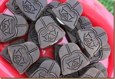 Darth Vader-eos platter