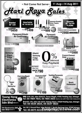 th-electronics-Raya-sales-2011-EverydayOnSales-Warehouse-Sale-Promotion-Deal-Discount